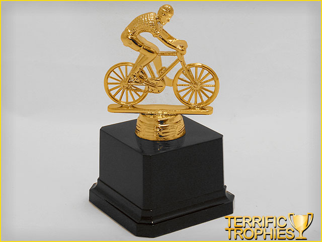 Trophy with base (sold seperately)